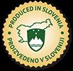 Proizvedeno v Sloveniji